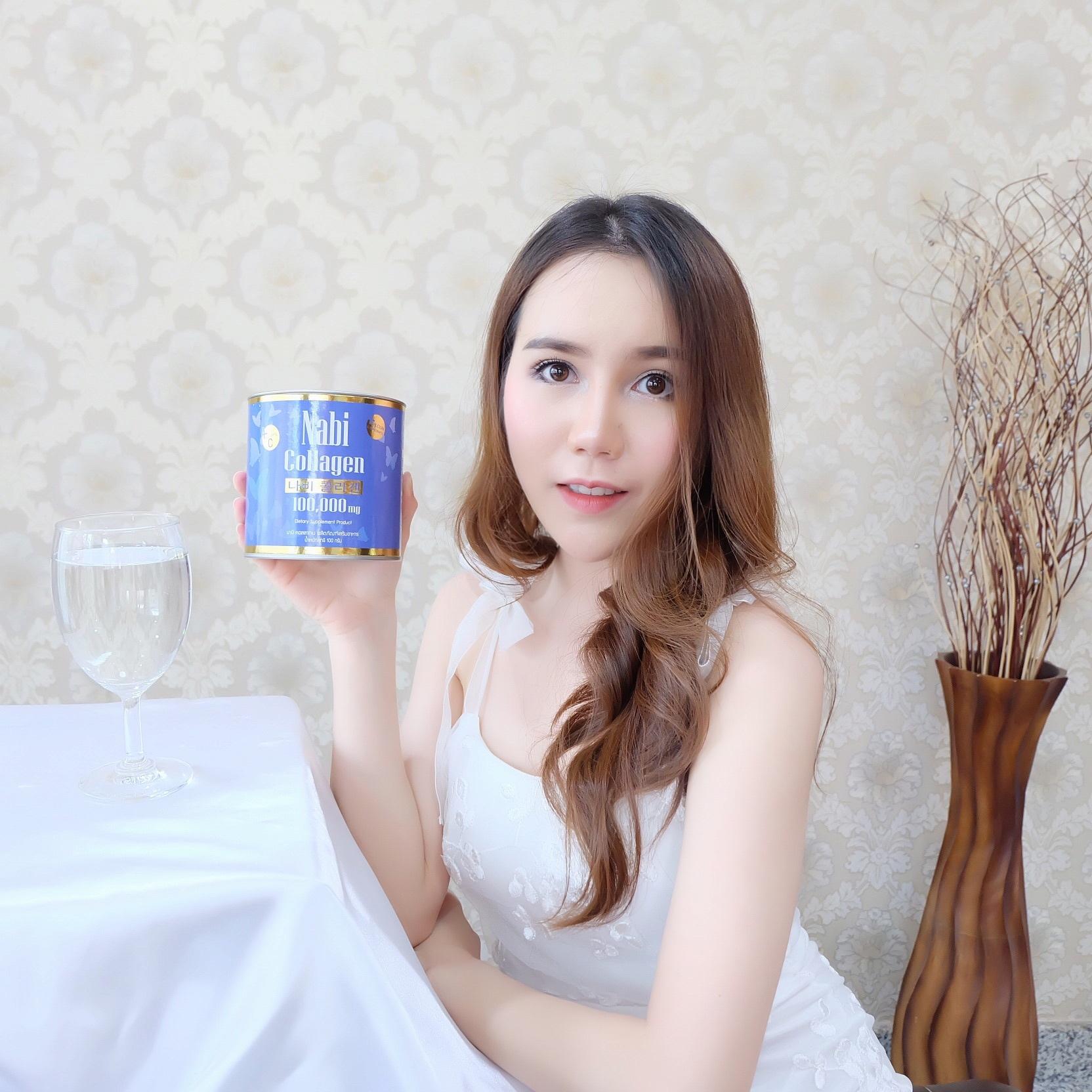 กิน Nabi Collagen ได้ผลดีไหม