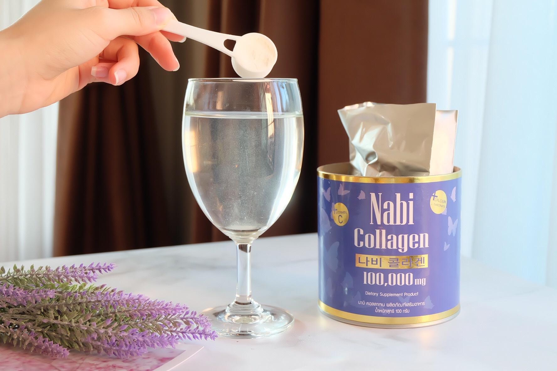 วิธีกิน Nabi Collagen ดีที่สุด